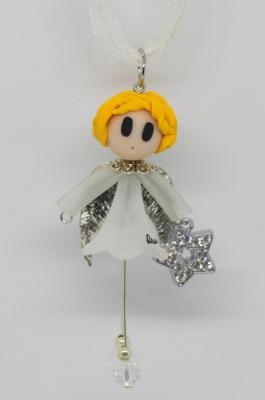 'Demoiselle' as an angel