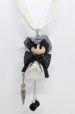 Demoiselle d'Orucy - Parapluie