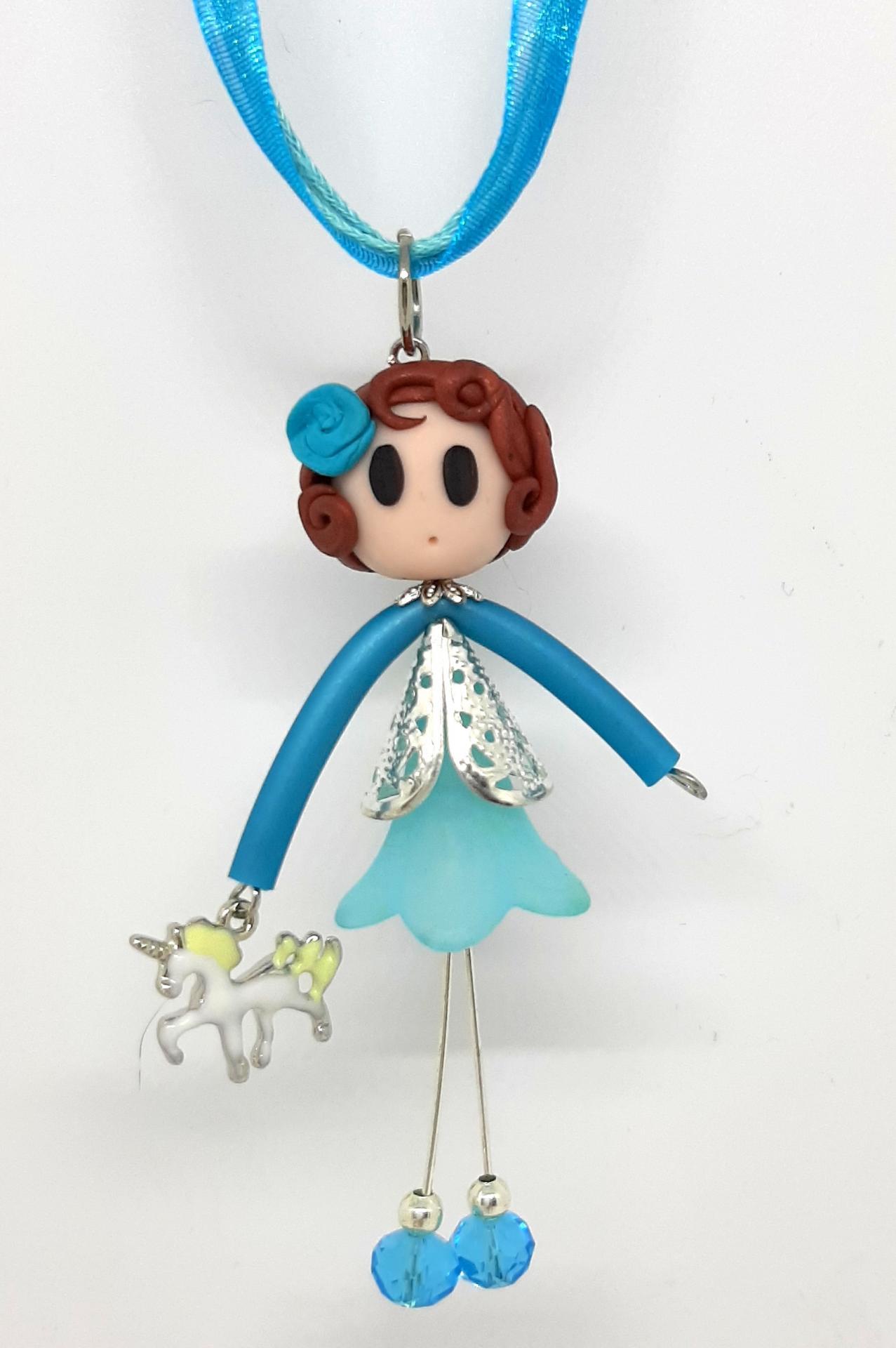 Bleu licorne