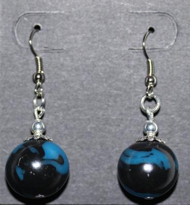 BO Clea noir-bleu