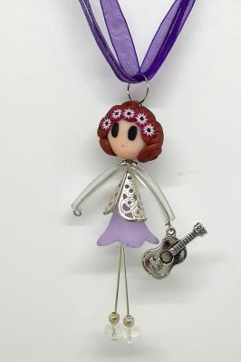 Demoiselle d'Orucy - Guitare