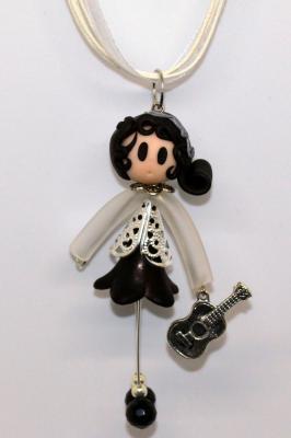 """Demoiselle """"Guitare"""""""