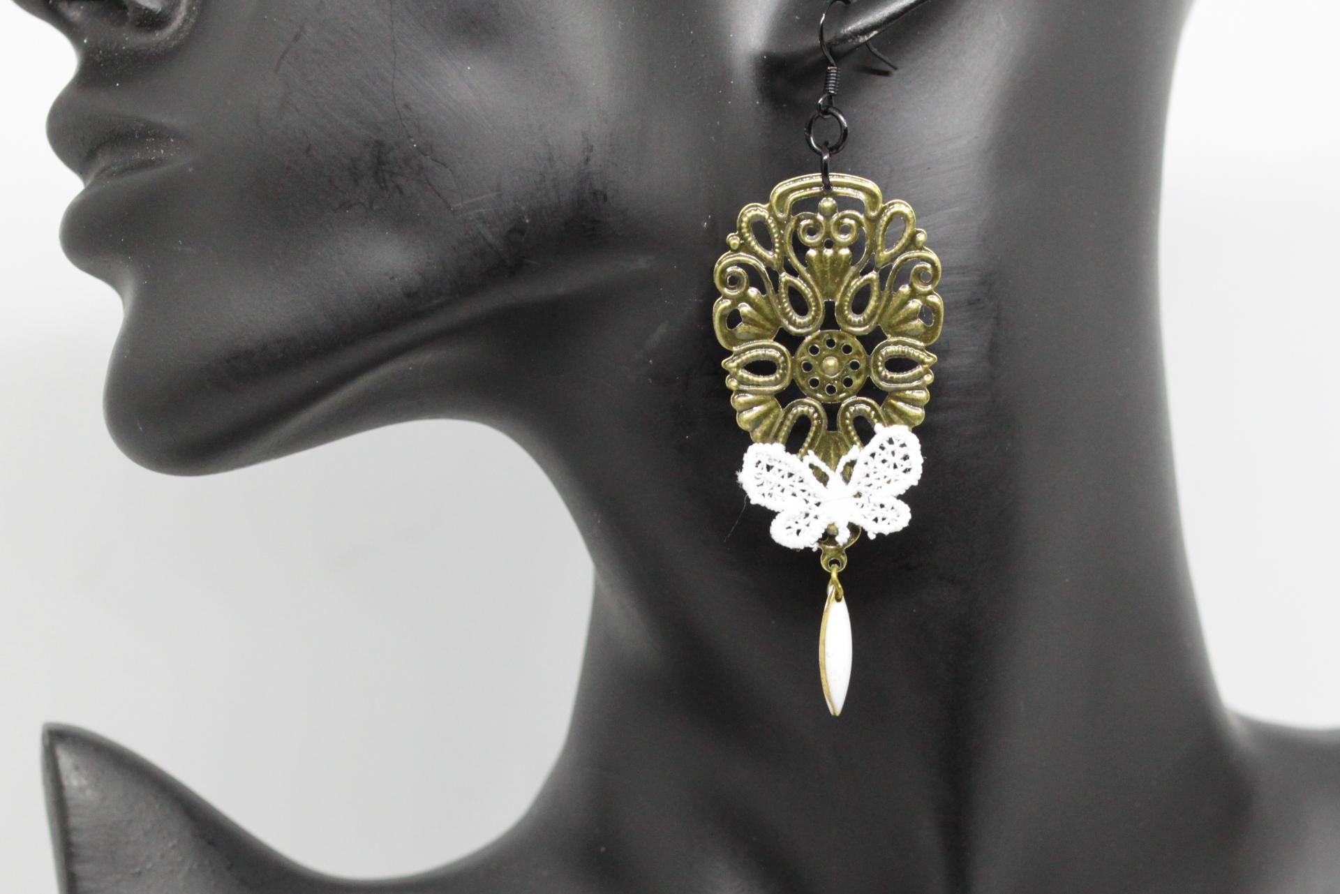 Papillon blanc 2