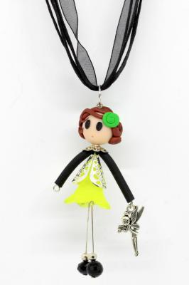 'Demoiselle' with a fairy